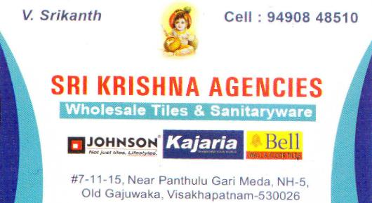 Sri Krishna Agencies Tiles Bath Fittings Old Gajuwaka in Visakhapatnam Vizag,Old Gajuwaka In Visakhapatnam, Vizag