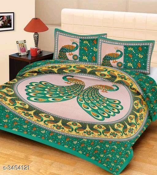 Pure Cotton Printed Double Bedsheet Sellers In Visakhapatnam, Vizag